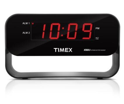亚马逊海外购!TIMEX 天美时 T128B6 可充电闹钟