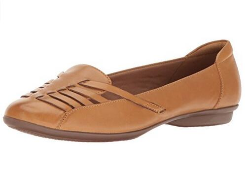 Clarks Gracelin Gemma 其乐女士真皮平底单鞋