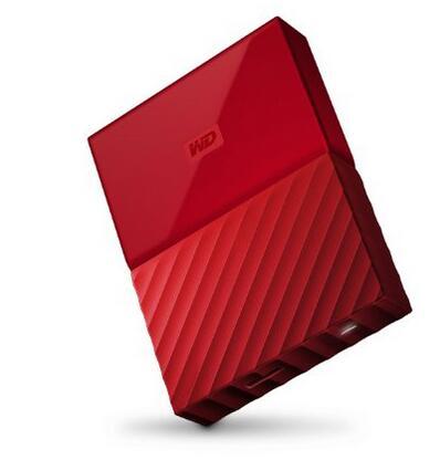 亚马逊海外购!WD 西部数据 My Passport 4TB 2.5寸移动硬盘