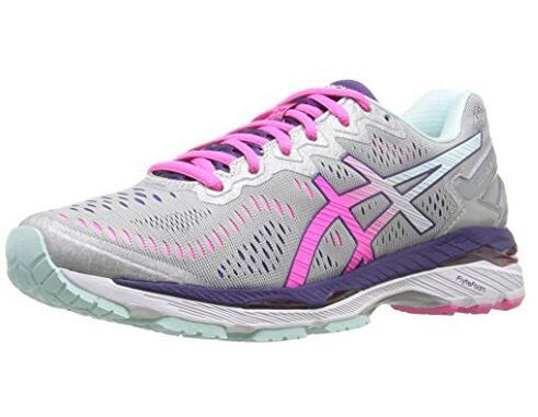 美亚新低了!ASICS 亚瑟士 GEL-KAYANO 23 女子顶级支撑跑鞋