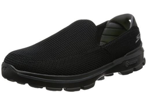 白菜价了!SKECHERS斯凯奇 Go Walk 3 男士轻质健步鞋