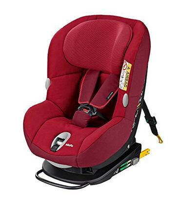 中亚秒杀!Maxi-Cosi 迈可适 MiloFix 葡萄牙原产儿童汽车安全座椅带ISOFIX