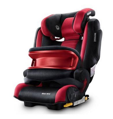 价格到位了!Recaro 瑞卡罗超级莫扎特儿童汽车安全座椅 带isofix接口