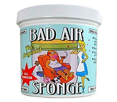 补货了,亚马逊直邮!美国的Bad Air Sponge 空气净化剂 400g