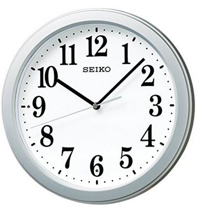 日亚好价,SEIKO 精工 KX379S 家用电波挂钟