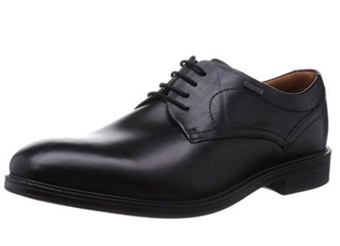亚马逊海外购真好!Clarks 其乐 Chilver Walk男士GTX防水真皮休闲鞋