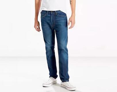 Spring官网海淘!Levi's 李维斯 男士505系列牛仔裤