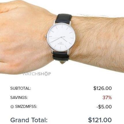 Jomashop买什么?TISSOT 天梭 Everytime系列 T109.610.16.031.00 男士手表