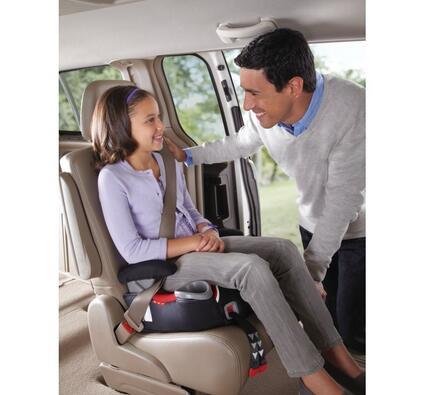 亚马逊海外购销量第一!Graco 葛莱 Affix 无靠背儿童汽车座椅