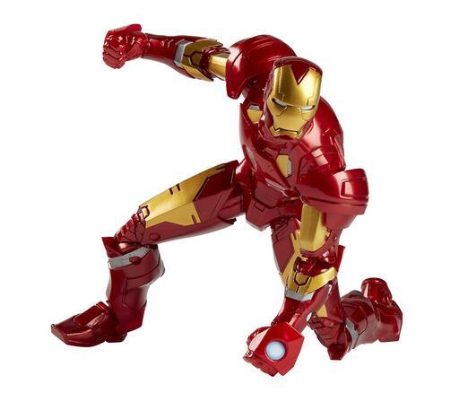 亚马逊海外购金盒特价!Marvel 漫威 钢铁侠12英寸版摆件