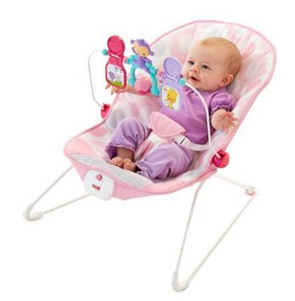 亚马逊海外购补货,Fisher Price 费雪 CMR11 婴儿摇摇椅