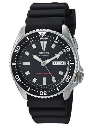 历史新低!SEIKO 精工 SKX173 Automatic Dive 潜水者系列男士机械表