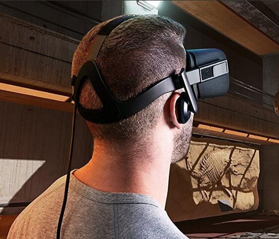 美亚历史最低价! Oculus Rift + Oculus Touch VR装备套装