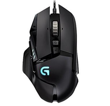 亚马逊海外购会员福利!Logitech 罗技 G502 RGB 炫光游戏鼠标