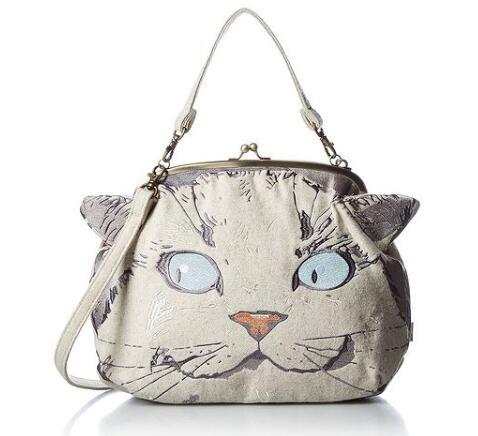 日亚prime会员专享!ROOTOTE 猫咪托特包女士手提包