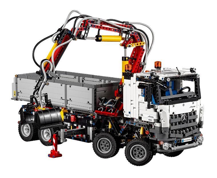 Prime会员专享! LEGO 乐高 Technic 科技系列 42043 奔驰3245卡车