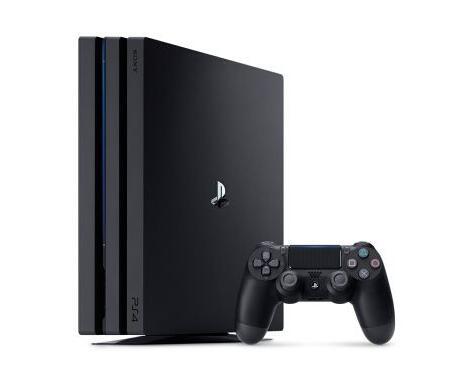 买买买超值! SONY 索尼 PlayStation 4 Pro 游戏主机 1TB(黑色)