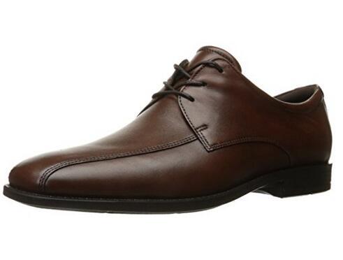 美亚Prime会员专享!ECCO Edinburgh 爱步男士真皮系带皮鞋