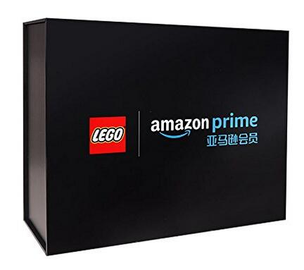 Prime会员下单5折!LEGO 乐高 亚马逊Prime会员神秘专享礼盒
