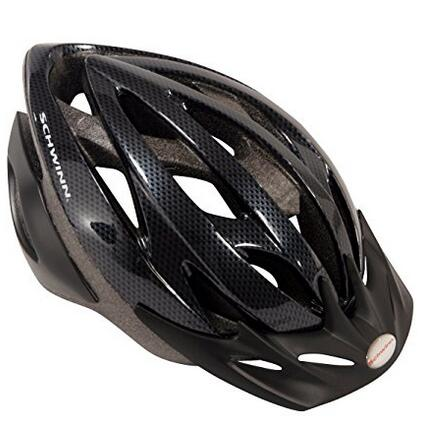 海外购金盒特价!Schwinn 美国施文可调节骑行头盔