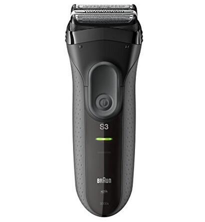 亚马逊海外购!Braun 博朗男士3000S系列电动剃须刀