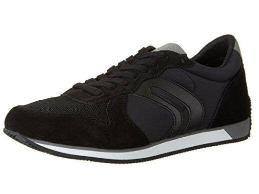 海外购新低了!Geox 健乐士 U Vinto C 男士低帮休闲鞋