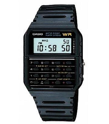 可凑单可直邮!CASIO 卡西欧 CA53W-1 多功能手表