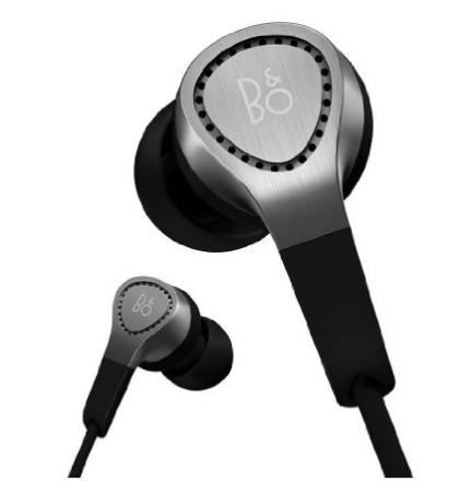 亚马逊香港海外购!LG B&O联名款入耳式线控通话耳机