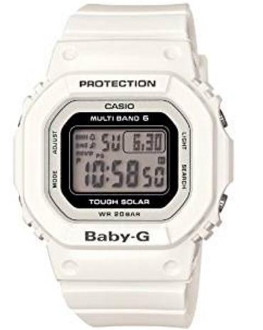 日亚新低价,CASIO 卡西欧 BABY-G BGD-5000-7JF 女士电波表
