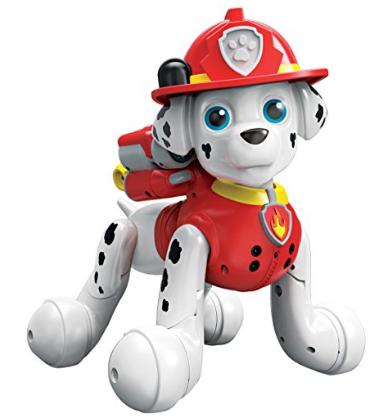 好价继续,Zoomer Paw Patrol 狗狗巡逻队 Marshall 智能玩具狗