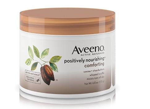 凑单新低价, Aveeno 乳木果 深层滋养 护体乳 170g