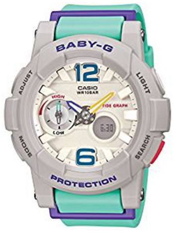 日亚好价,CASIO 卡西欧 BABY-G BGA-180-3BJF 女士运动腕表