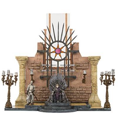 凑单新低价, McFARLANE TOYS 麦克法兰 权力的游戏 铁王座大厅场景 拼装模型