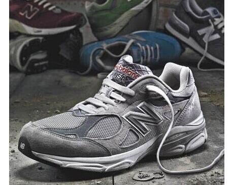 35刀,白菜啊!New Balance 新百伦 男女款990V3总统慢跑鞋
