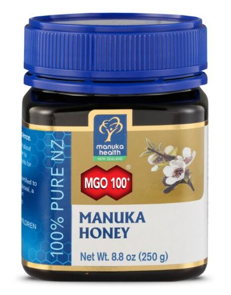 国内新低!Manuka Health 蜜纽康 MGO100+麦卢卡蜂蜜250g