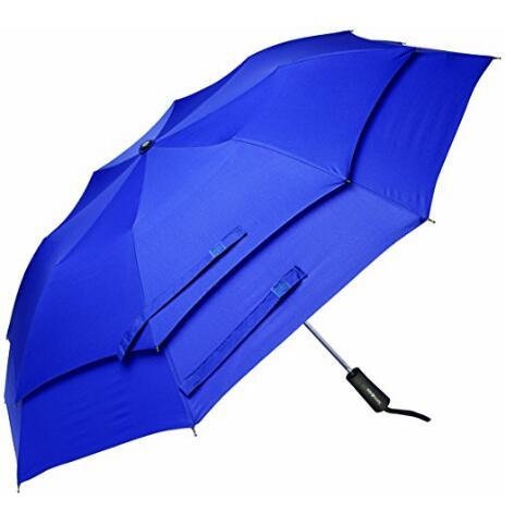 Samsonite 新秀丽 Aqua高端商务系列双层挡风自动开合伞
