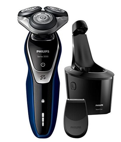 Philips 飞利浦 S5572/10 全身水洗 三刀头电动剃须刀