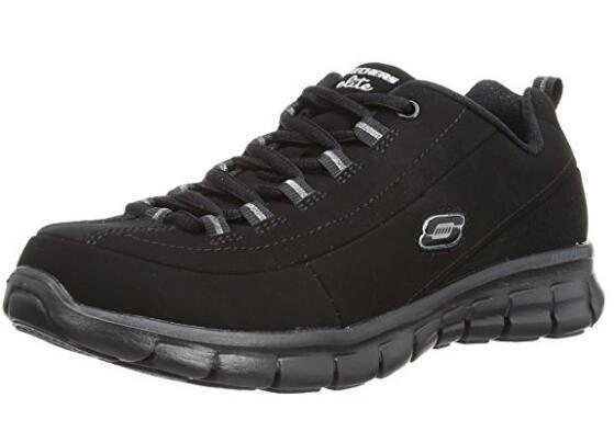 新低价!SKECHERS Elite Synergy 斯凯奇Sport系列女士休闲运动鞋