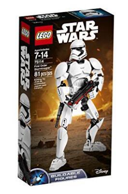 美亚新价!LEGO 乐高 星球大战系列Star Wars 75114 第一秩序暴风兵