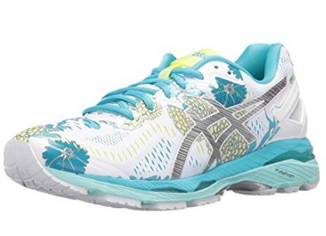 美亚新低!ASICS 亚瑟士 GEL-KAYANO 23 女子顶级支撑跑鞋