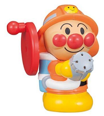 日亚凑单! Anpanman 面包超人消防员水枪洗澡玩具