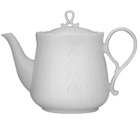 日亚海外购!NARUMI 鸣海 SilkyWhite系列 骨瓷茶壶