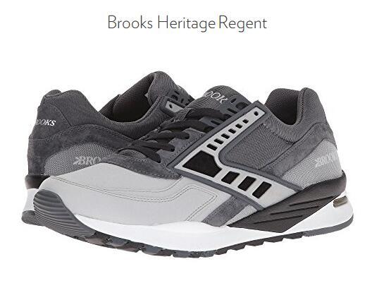 6PM官网海淘!Brooks 布鲁克斯 Heritage Regent 男士休闲运动鞋