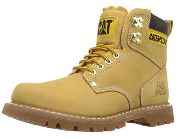 美亚新低!CAT 卡特彼勒 2nd Shift Plain Soft Toe Boot 6英寸 男士工装靴