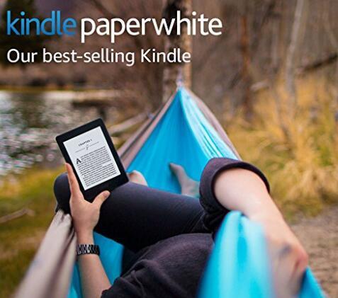 2017黑五时间!美亚大促!Kindle Paperwhite 特价89.99