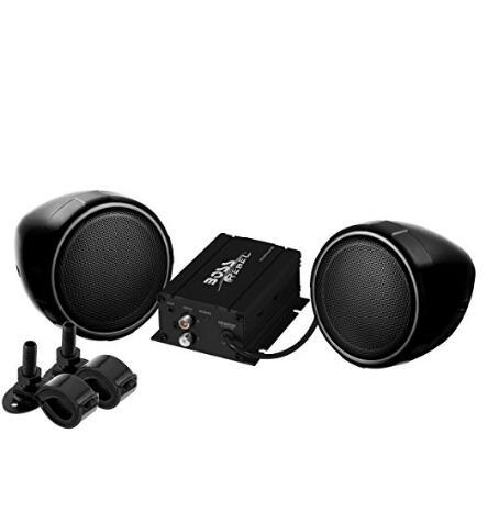 美亚新低价,BOSS Audio 摩托车车载蓝牙音响系统 MCBK420B