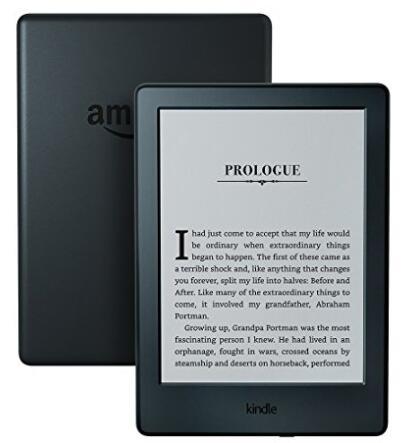 美亚新低价!Amazon 亚马逊 Kindle 电子书阅读器 2016款