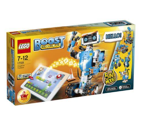THE HUT黑五价!LEGO 乐高 Boost系列 17101 可编程机器人