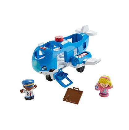 海外购推荐! Fisher-Price 费雪 FKC78 飞机玩具 *2件