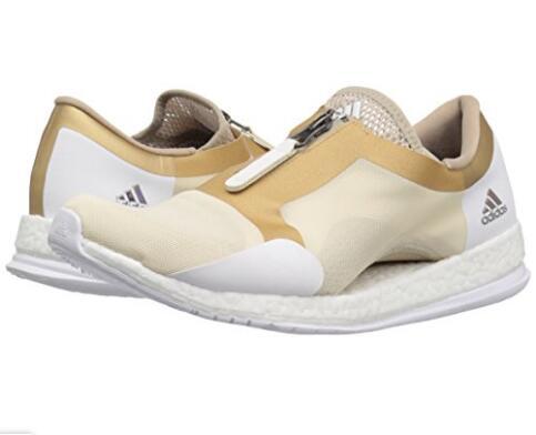 限US7.5码好价,adidas 阿迪达斯 PureBOOST X TR Zip 女子训练鞋